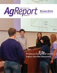 K-State Ag Report